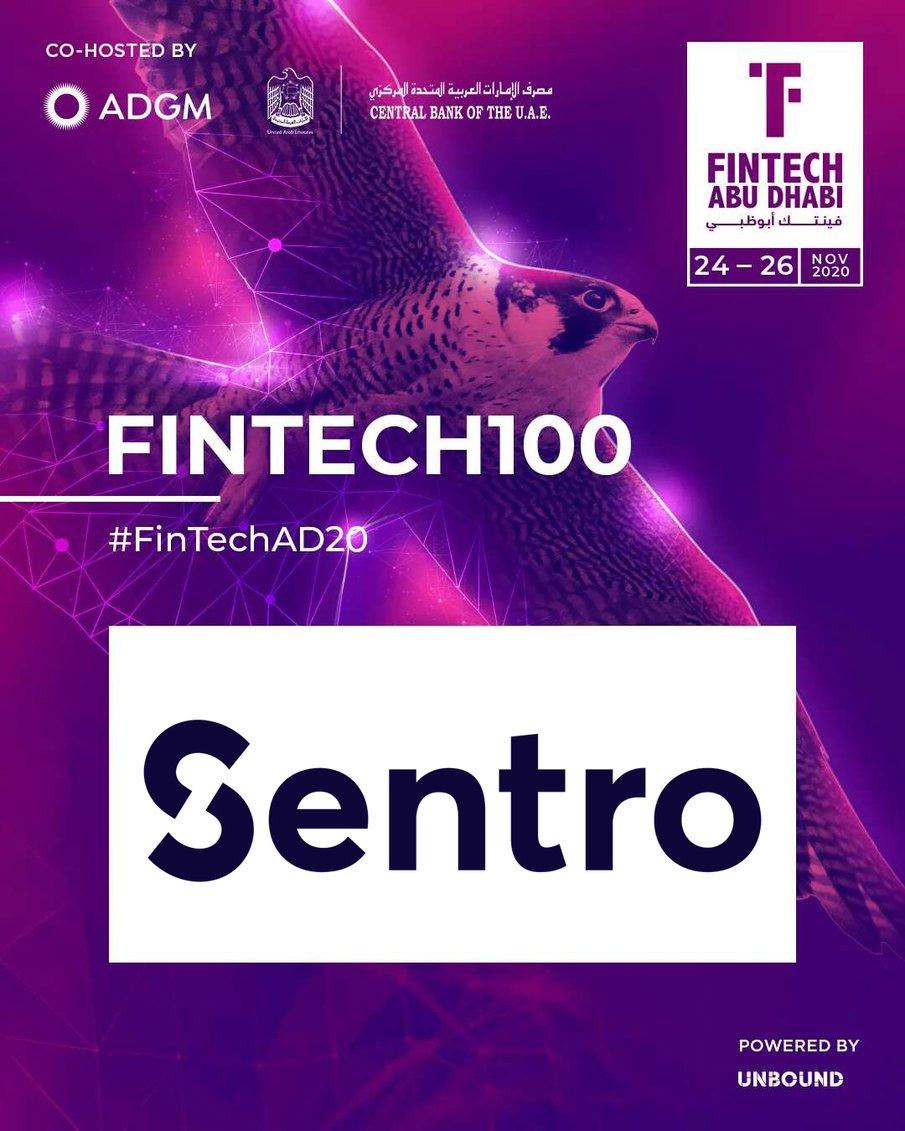 FinTech_SocialPost-FinTech100-Sentro